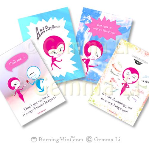Custom greeting cards burningmint custom greeting cards m4hsunfo